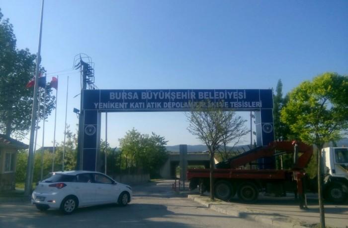 Bursa Büyükşehir Belediyesi – Çöplük