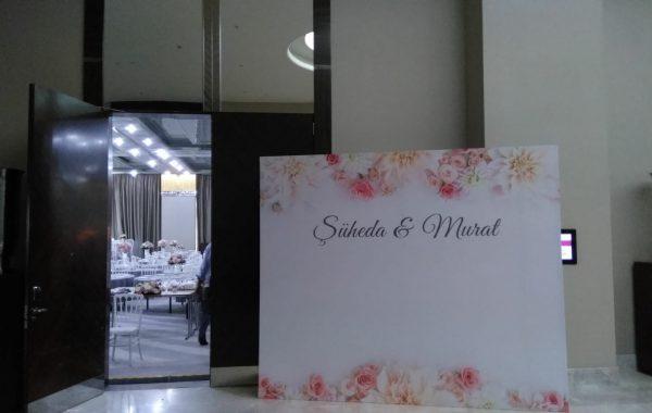 Crown Plaza Düğün Etkinliği