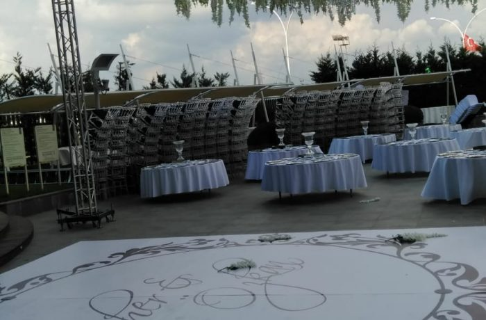 Düğün sahnesi