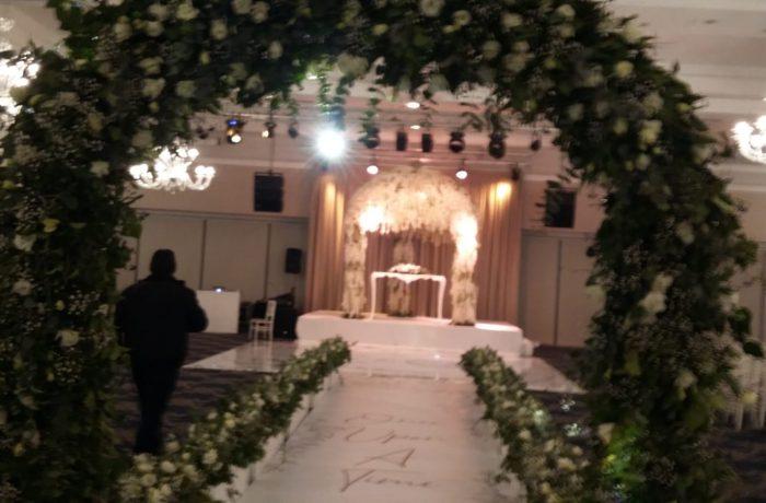Düğün Organizasyon işleri