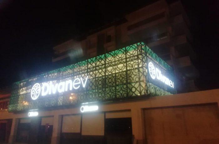 Antalya Manavgat Divanev Cephe uygulaması
