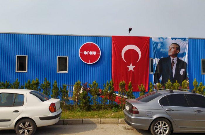 Orhan Holding Orau Logo