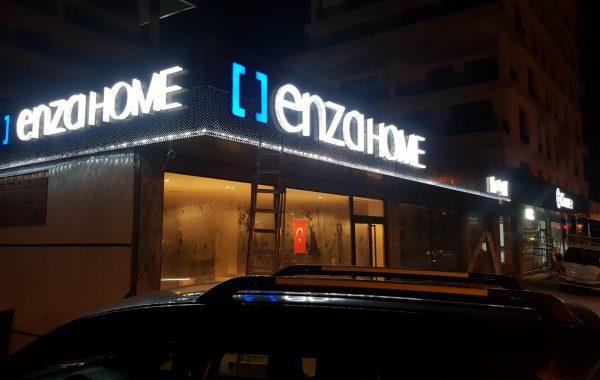 Çerkezköy Divanev ve Enza Home Cephe imalatı