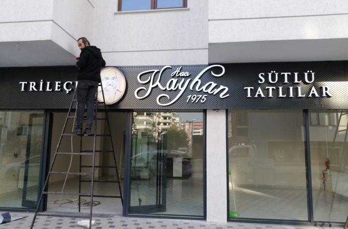 Hacı Kayhan Tabela