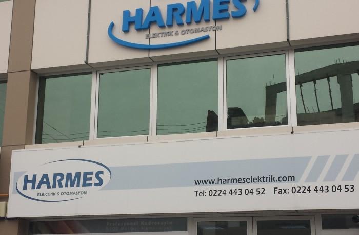 Harmes Pleksi Kutu harf