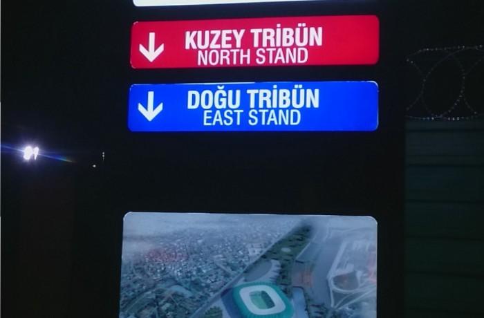 Timsah Arena Pilon Totem
