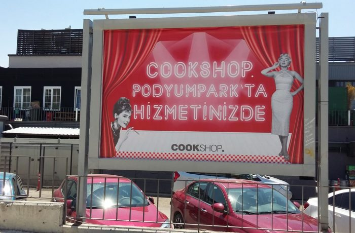 Cook Shop Podyum Park