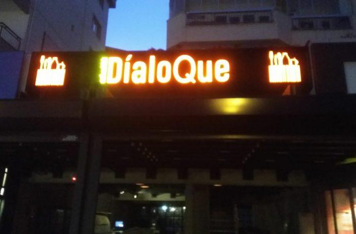 DialoQue Işıklı kutu harf tabela imalatı