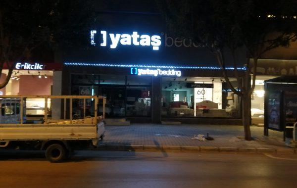 Yataş Adana Cephe İmalatı